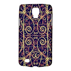 Tribal Ornate Pattern Galaxy S4 Active