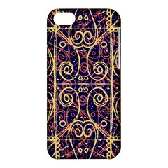 Tribal Ornate Pattern Apple iPhone 5C Hardshell Case