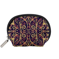 Tribal Ornate Pattern Accessory Pouches (Small)