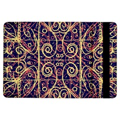 Tribal Ornate Pattern iPad Air Flip