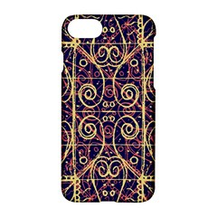 Tribal Ornate Pattern Apple Iphone 7 Hardshell Case