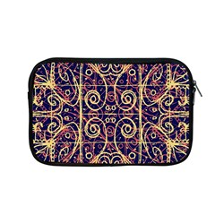 Tribal Ornate Pattern Apple Macbook Pro 13  Zipper Case