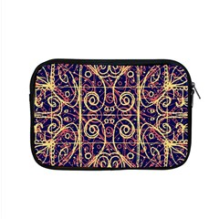 Tribal Ornate Pattern Apple Macbook Pro 15  Zipper Case