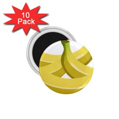 Banana 1.75  Magnets (10 pack)