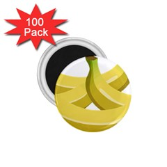 Banana 1.75  Magnets (100 pack)