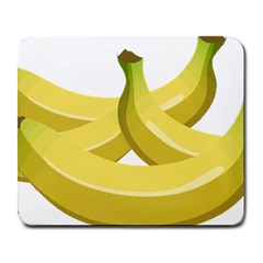 Banana Large Mousepads