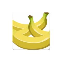 Banana Square Magnet