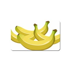 Banana Magnet (Name Card)