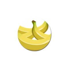 Banana Golf Ball Marker (4 pack)