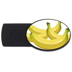 Banana USB Flash Drive Oval (2 GB)