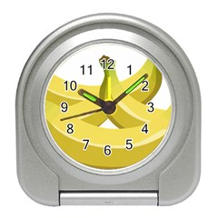 Banana Travel Alarm Clocks