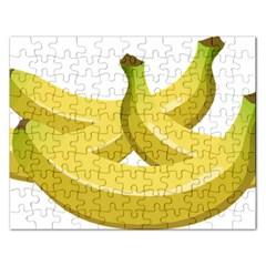 Banana Rectangular Jigsaw Puzzl