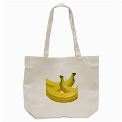 Banana Tote Bag (Cream)