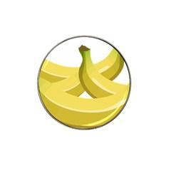 Banana Hat Clip Ball Marker (4 pack)