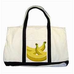 Banana Two Tone Tote Bag