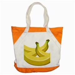 Banana Accent Tote Bag