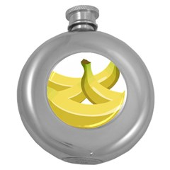 Banana Round Hip Flask (5 oz)