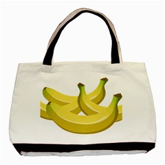 Banana Basic Tote Bag (Two Sides)