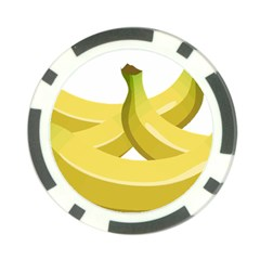 Banana Poker Chip Card Guard