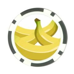Banana Poker Chip Card Guard (10 pack)