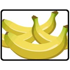 Banana Fleece Blanket (Large)