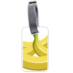 Banana Luggage Tags (One Side)