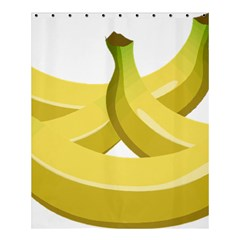 Banana Shower Curtain 60  x 72  (Medium)