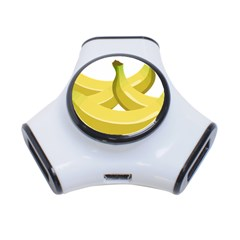 Banana 3-Port USB Hub