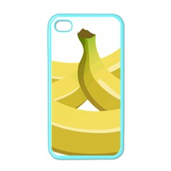 Banana Apple iPhone 4 Case (Color)