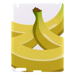 Banana Apple iPad 3/4 Hardshell Case