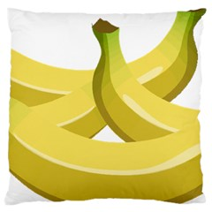 Banana Large Cushion Case (One Side)