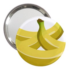 Banana 3  Handbag Mirrors