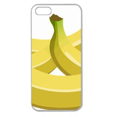 Banana Apple Seamless iPhone 5 Case (Clear)