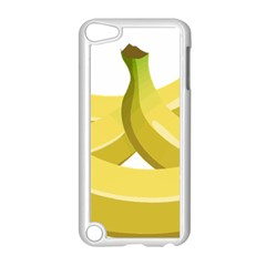 Banana Apple iPod Touch 5 Case (White)