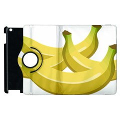 Banana Apple iPad 3/4 Flip 360 Case