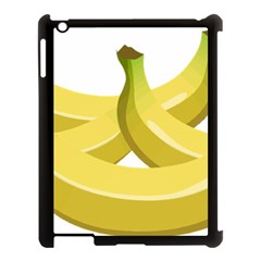 Banana Apple iPad 3/4 Case (Black)