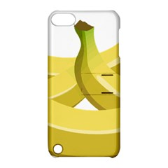 Banana Apple iPod Touch 5 Hardshell Case with Stand