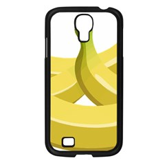 Banana Samsung Galaxy S4 I9500/ I9505 Case (Black)