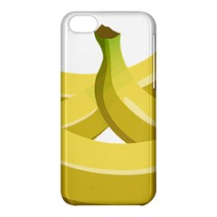 Banana Apple iPhone 5C Hardshell Case