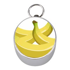 Banana Mini Silver Compasses