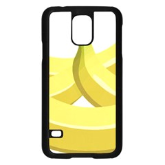 Banana Samsung Galaxy S5 Case (Black)