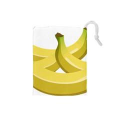 Banana Drawstring Pouches (Small)