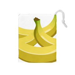 Banana Drawstring Pouches (Medium)