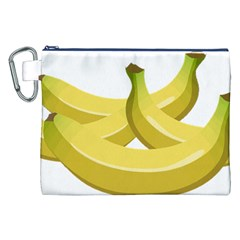 Banana Canvas Cosmetic Bag (XXL)