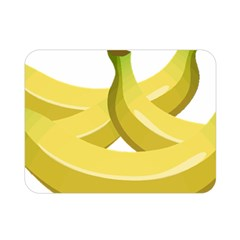 Banana Double Sided Flano Blanket (Mini)