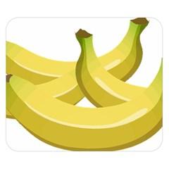 Banana Double Sided Flano Blanket (Small)