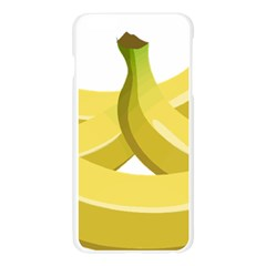 Banana Apple Seamless iPhone 6 Plus/6S Plus Case (Transparent)
