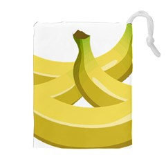 Banana Drawstring Pouches (Extra Large)