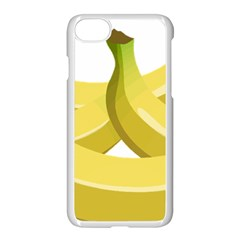 Banana Apple iPhone 7 Seamless Case (White)