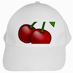 Cherries White Cap
